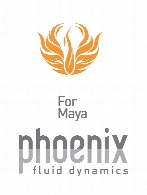 PhoenixFD 3.11.00 for Maya 2018 x64