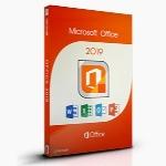 Microsoft Office Pro Plus 2019 16.0.10325.20118 + Visio Pro + Project Pro x86