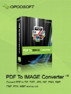 OpooSoft PDF To Image Converter 7.4