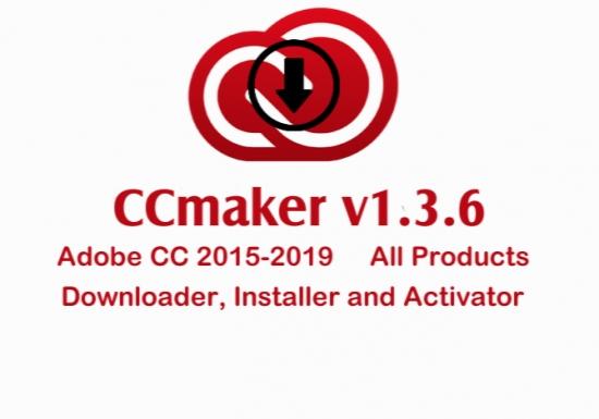 CCMaker v1.3.6 (for Adobe)