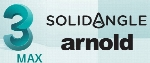 Solid Angle 3ds Max To Arnold 2.2.956 for 3ds Max 2019