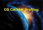 DS CADAM Drafting V5-6 R2018 SP3