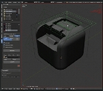 KIT OPS Kitbashing Blender Addon v1.04