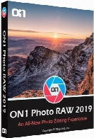 ON1 Photo RAW 2019 v13.0.0.6139