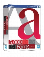 Summitsoft 5000 Fonts v1.0.0