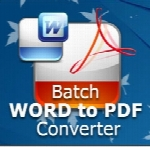 Batch Word to PDF Converter Pro 1.5.0