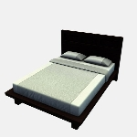 Master Bed King Size V2