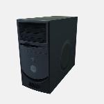 Computer CPU Case V3