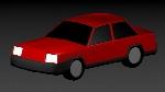 Low-Poly Car