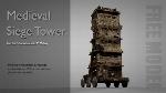 Medieval SiegeTower