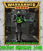 Necron Warrior Warhammer