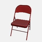 Folding Chair Metal V2