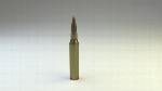 Large Caliber Sniper Bullet