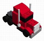 Lego 8664 Road Hero