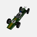 Toy Race Car SG V1
