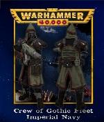 Imperial Navy Crew Gothic Fleet