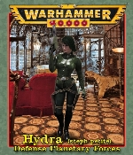 Hydra Character Defense Planetary Defense W 40k