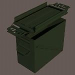 Military Cartridge Box