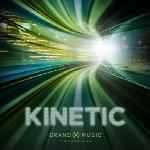 آلبوم موسیقی Kinetic اثری ارکسترال اکشن و ماجراجویی از گروه Brand X MusicKinetic  (2018)