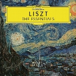 « Liszt The Essentials » مجموعه ایی از برترین آثار فرانتس لیستLiszt The Essentials  (2017)