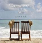 دانلود آلبوم « مدیتیشن برا دو نفر » تلفیق زیبای فلوت ، گیتار و پیانو از گلاناMeditations for Two  (2014)