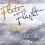 آلبوم موسیقی Flute Flight فلوت آرامش بخش و زیبا از Sherry FinzerFlute Flight  (2018)