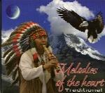"""فلوت زیبا ، دلنشین و مفرح بومیان آمریکا در آلبوم """" ملودی قلب – سنتی """"Melodies of the Heart – Traditional  (2012)"""