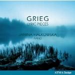 دانلود آلبوم « قطعه های شاعرانه گریگ » با اجرای پیانو جانینا فیالکوسکاGrieg: Lyric Pieces  (2015)