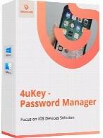 Tenorshare 4uKey Password Manager 1.0.1.4
