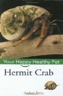 خرچنگ زاهد گوشه نشین : سالم حیوان خانگی شما مبارکHermit Crab: Your Happy Healthy Pet
