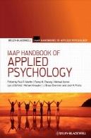 IAAP کتاب روانشناسی کاربردیIAAP Handbook of Applied Psychology