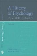 تاریخچه روانشناسی در زندگی نامه ، جلد. 9 ( تاریخ روانشناسی در زندگی نامه )A History of Psychology in Autobiography, Vol. 9 (History of Psychology in Autobiography)