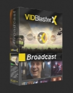 VidBlasterX Broadcast Edition v5.46