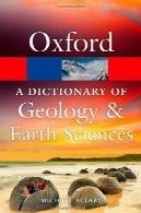 فرهنگ زمین شناسی و علوم زمینA Dictionary of Geology and Earth Sciences