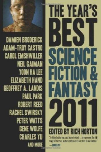 سال بهترین داستان های علمی تخیلی از u0026 amp؛ فانتزی: 2011 / The Year's Best Science Fiction & Fantasy: 2011 Edition