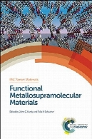 مواد metallosupramolecular کاربردیFunctional metallosupramolecular materials