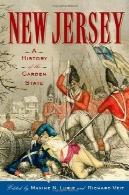 نیوجرسی : تاریخ دولت باغNew Jersey: A History of the Garden State