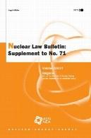 هسته ای قانون بولتن : بلغارستان : قانون ایمنی استفاده از انرژی هسته ای (به عنوان آخرین اصلاح در 2002 دسامبر 29 ): شماره ژوئن 71 دوره 2003 و مکمل های غذایی 1Nuclear Law Bulletin: Bulgaria: Act on the Safe Use of Nuclear Energy (as Last Amended on 29th December 2002): June No. 71 Volume 2003 Supplement 1
