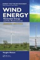 انرژی باد: انرژی تجدید پذیر و محیط زیست نسخه 2Wind Energy: Renewable Energy and the Environment, 2nd Edition
