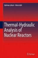 هیدروترمال تجزیه و تحلیل راکتورهای هسته ایThermal-Hydraulic Analysis of Nuclear Reactors