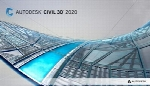 Autodesk Civil 3D 2020 x64