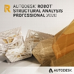 Autodesk Robot Structural Analysis Professional 2020 x64