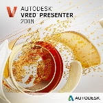Autodesk VRED Presenter 2020 x64