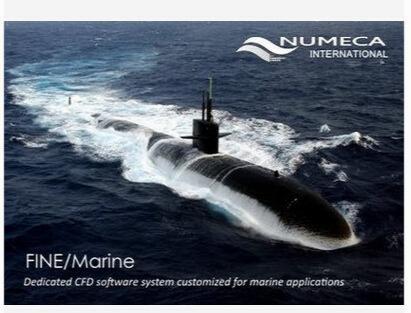NUMECA Fine Marine 8.1 x64