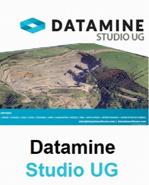 Datamine Studio UG 2.1.40.0 x64