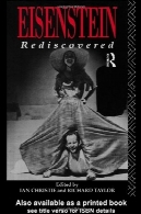 آیزنشتاین را دوباره کشف: سینمای شوروی از «20S و 30S (سینما اتحاد جماهیر شوروی)Eisenstein Rediscovered: Soviet Cinema of the '20s and '30s (Soviet Cinema)