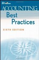 حسابداری بهترین روش ها، چاپ ششمAccounting Best Practices, Sixth edition