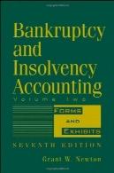 ورشکستگی و اعسار حسابداری ، جلد 2 ، چاپ هفتمBankruptcy and Insolvency Accounting, Volume 2, Seventh Edition