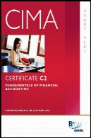CIMA - C02 اصول حسابداری مالی : مطالعه متنCIMA - C02 Fundamentals of Financial Accounting: Study Text