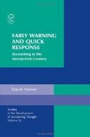 هشدار زودهنگام و واکنش سریع : حسابداری در قرن 21 ، جلد 12Early Warning and Quick Response: Accounting in the 21st Century, Volume 12